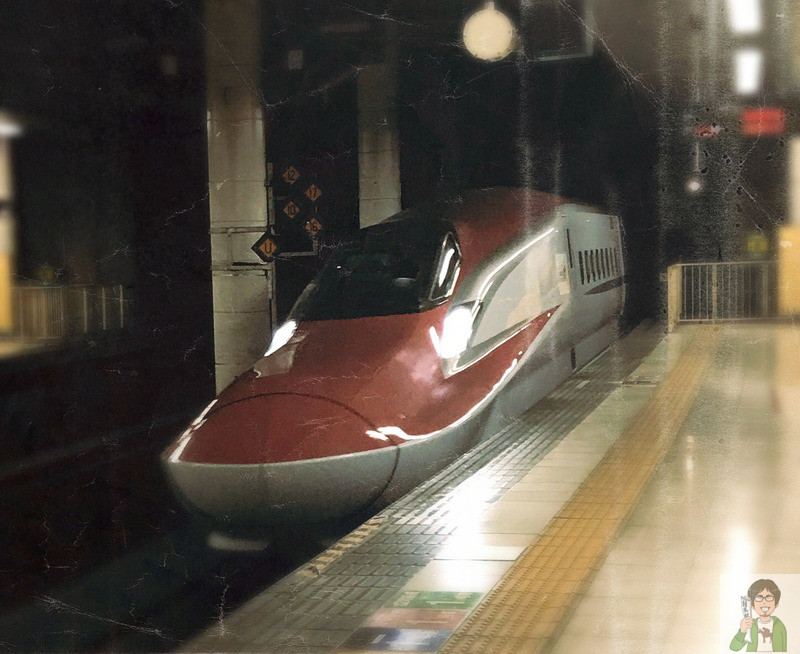 日曜日は朝8時に福島へ新幹線で出発!